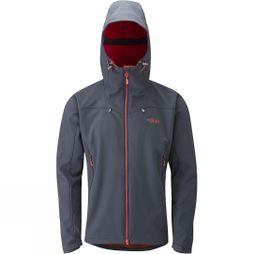 Rab Men's Sentinel Jacket Ebony/Oxide