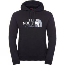 The North Face Mens Drew Peak Pullover Hoodie TNF BLACK/ TNF BLACK