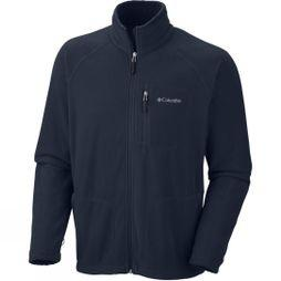 Columbia Mens Fast Trek II Full Zip Fleece Abyss