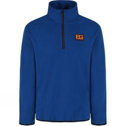 Bear Grylls Clothing Mens Bear Core Microfleece Extreme Blue
