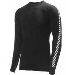 Helly Hansen Men's Stripe Crew Black / White Stripes