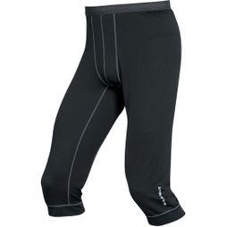 Mammut Men's Go Dry 3/4 Pants Black