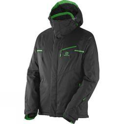 Salomon Mens Express Jacket Black