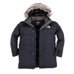 The North Face Mens McMurdo Parka Jacket Black