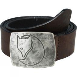 Fjallraven Murena Silver Belt Leather Brown