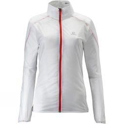 Salomon Womens S-Lab Light Jacket White