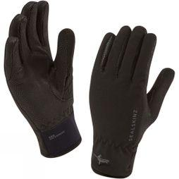 SealSkinz Women's Sea Leopard Glove Black