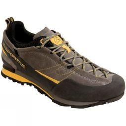 La Sportiva Mens Boulder X Shoe Grey/ Yellow