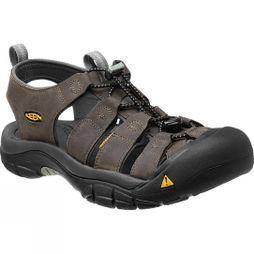 Keen Mens Newport Sandal Neutral Gray/Gargoyle
