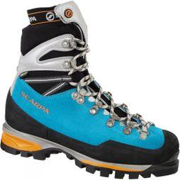 Scarpa Womens Mont Blanc Pro GTX Boot Turquoise