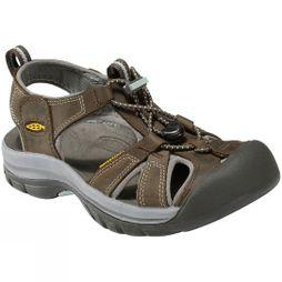Keen Womens Venice Sandal Black Olive / Surf Spray