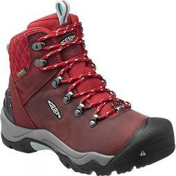 Keen Womens Revel III Boot Racing Red/Eggshell
