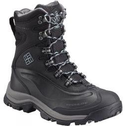 Columbia Womens Bugaboot Plus III Omni-Heat Boot Black / Dark Mirage