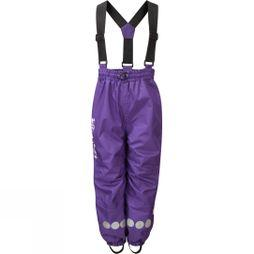 Kozi Kidz Kids Oxford Rain Trousers Purple