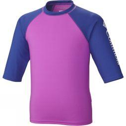 Youths Mini Breaker II Short Sleeve Sunguard Top Age 14+
