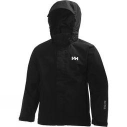 Helly Hansen Kids Seven J Jacket Black