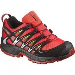 Salomon XA Pro 3D CSWP Junior Bottie Bright Red/Black/Flea