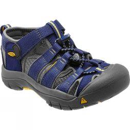 Keen Kids Newport H2 Sandal Blue Depths/Gargoyle