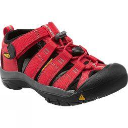 Keen Kids Newport H2 Sandal Ribbon Red/Gargoyle