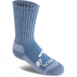 Bridgedale Bridge Junior Trekker Sock Storm Blue