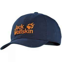 Jack Wolfskin Kids Baseball Hat Night Blue