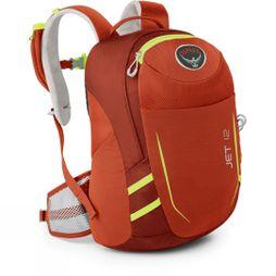 Osprey Youths Jet 12 Rucksack Strawberry Red