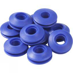 Blue Mountain Plastic Eyelets x 10 .