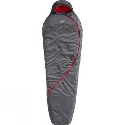 Jack Wolfskin Smoozip -7 Sleeping Bag Dark Steel
