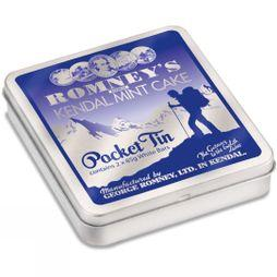 Kendal Mint Cake (White) Pocket Tin 2 x 85g