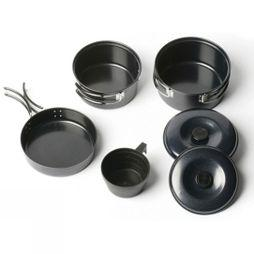 Non-Stick 1 Person Cook Kit