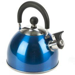 Blue Mountain Whistling Kettle 2L  Blue