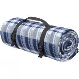 Blue Mountain Family Picnic Rug Blue Check