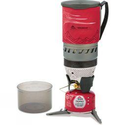 MSR Windburner Stove System Red