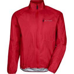 Vaude Mens Drop Jacket III Indian Red