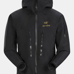 Arc'teryx Mens Alpha SV Jacket 24K Black