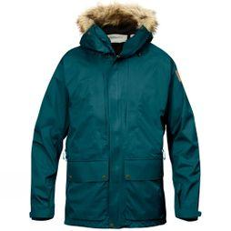 Fjallraven Men's Keb Eco-Shell Parka Glacier Green