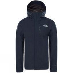 The North Face Mens Dryzzle Jacket Urban Navy/Mid Grey
