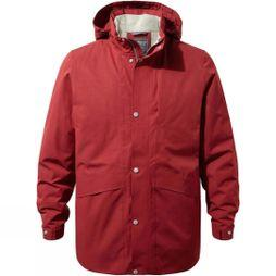 Craghoppers Mens Axel Jacket Firth Red