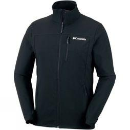 Columbia Mens Heather Canyon Jacket Black