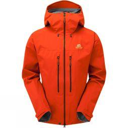 Mountain Equipment Mens Tupilak Gore-Tex Pro Jacket Cardinal Orange