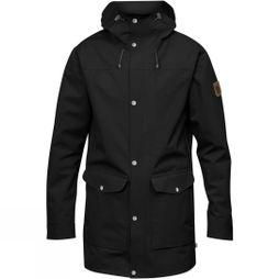 Fjallraven Mens Greenland Eco-Shell Jacket Black