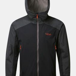 Rab Mens Kinetic Alpine Jacket Beluga