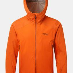 Rab Mens Kinetic Alpine Jacket Firecracker