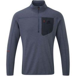 Mountain Equipment Mens Inegrity Zip Top Cosmos