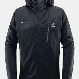 Haglofs Mens Astral Jacket True Black