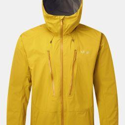 Rab Men's Downpour Alpine Jacket  Sulphur