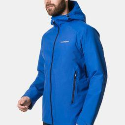 Berghaus Mens Ridgemaster PZ Shell Jacket Lapis Blue