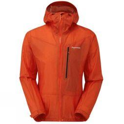 Montane Men's Minimus Jacket Firefly Orange