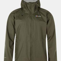Berghaus Mens Deluge Vented Shell Jacket Forest Night