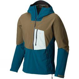 Mountain Hardwear Men's Exposure/2 GTX Paclite Stretch Pullover Dive